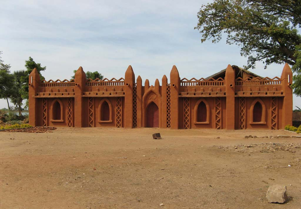 Architecture of african origin aoao isn t this simply a for Traditional american architecture